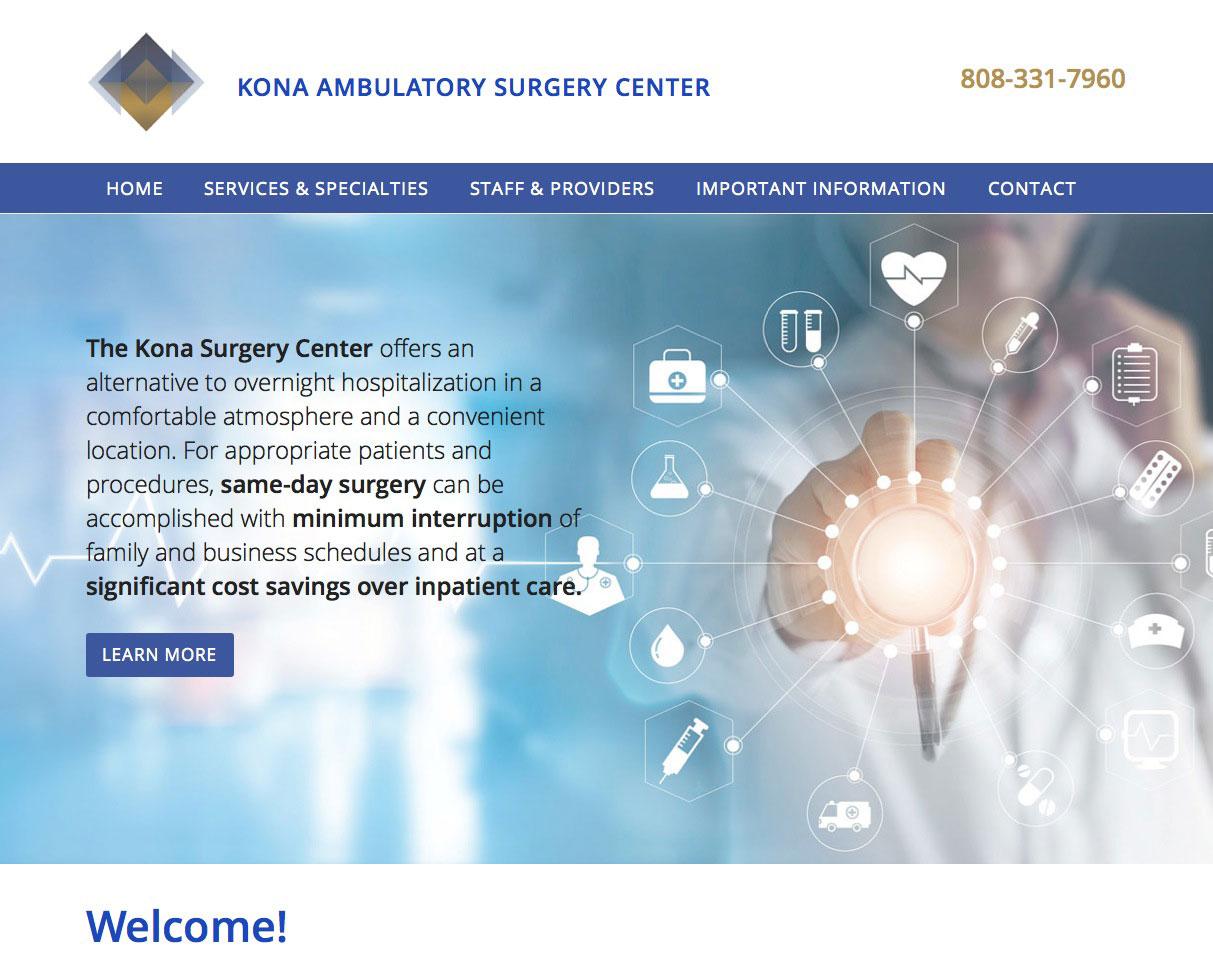 Kona Ambulatory Surgery Center