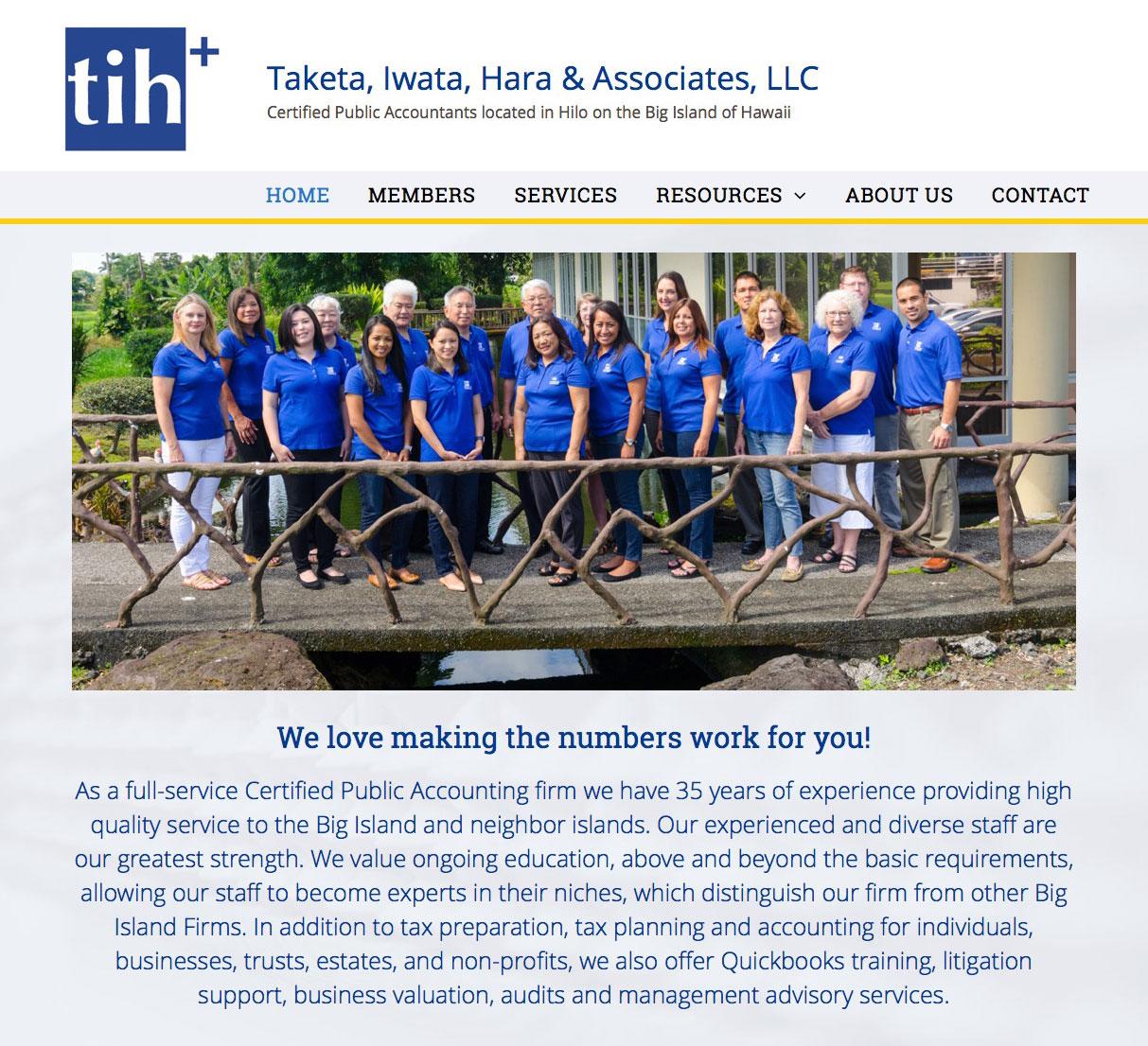 Taketa, Iwata, Hara & Associates, LLC