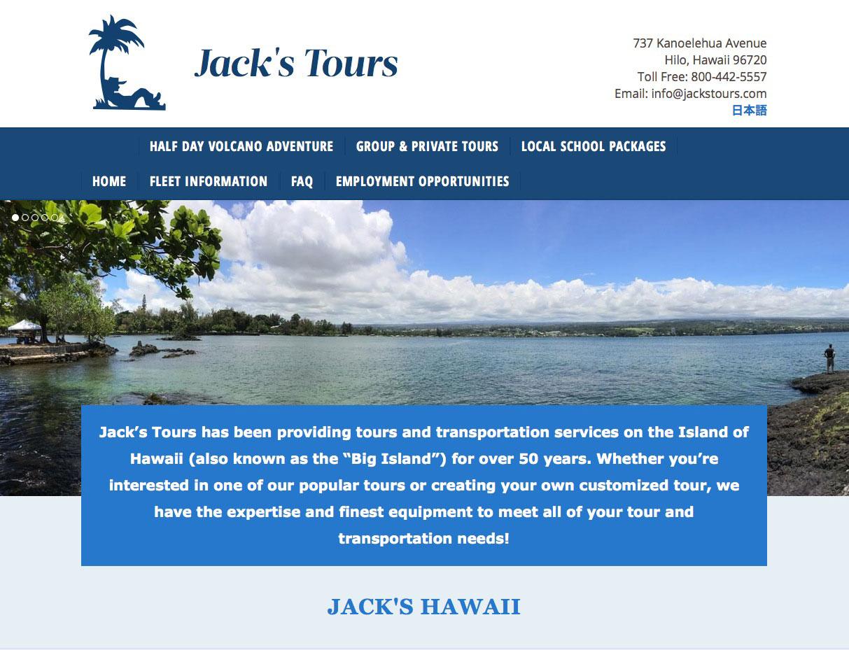 Jack's Tours
