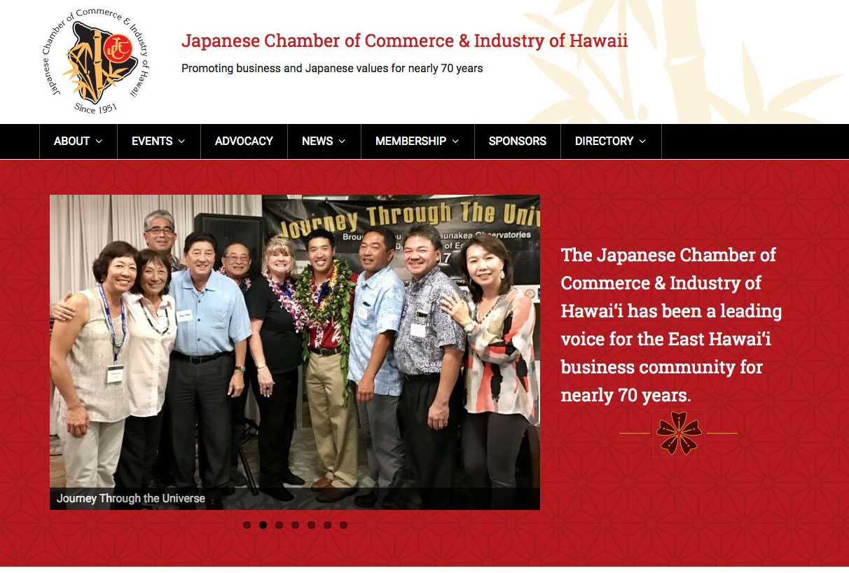 Japanese Chamber Of Commerce & Industry Of Hawai'i